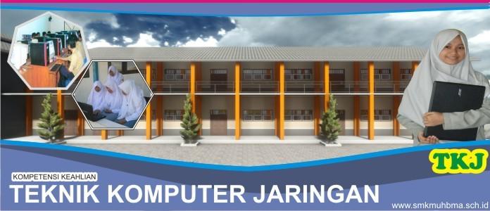 Teknik Komputer Jaringan (TKJ)