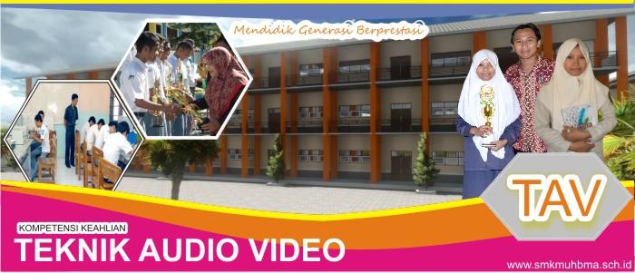 Teknik Audio Video (TAV)